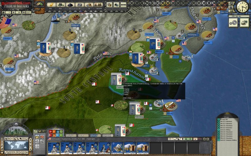 Spiel Pride of Nations 2