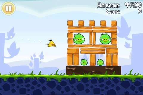Spiel Angry Birds 2