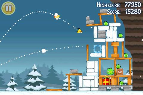 Spiel Angry Birds 1