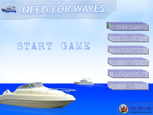 Spiel Need For Waves 2