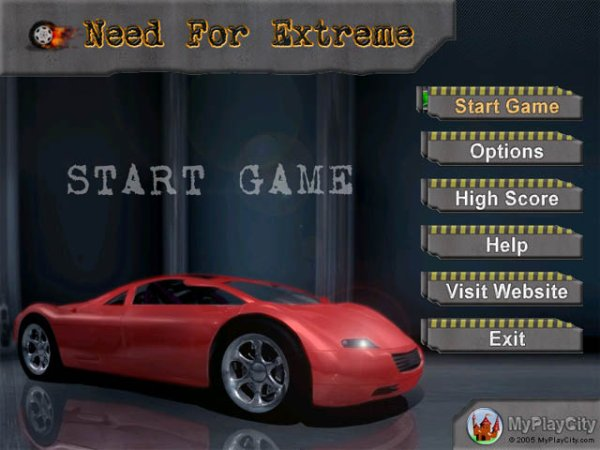 Spiel Need For Extreme 3