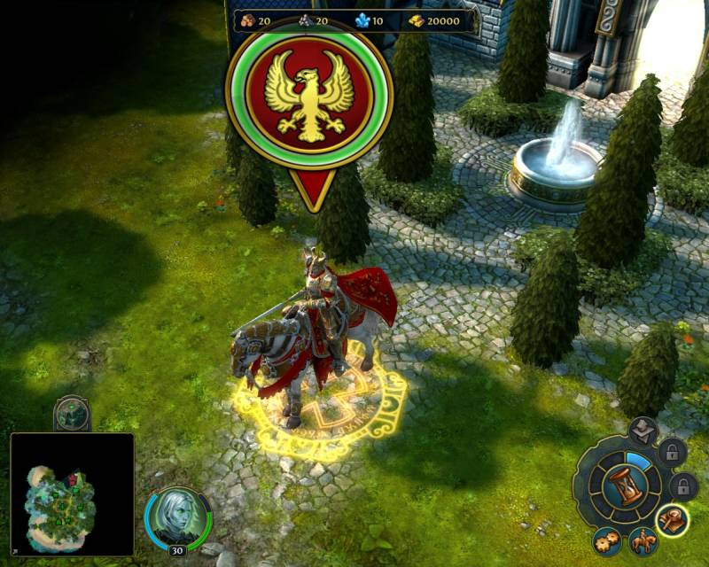 Spiel Might & Magic: Heroes VI 3