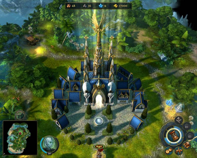 Spiel Might & Magic: Heroes VI 2