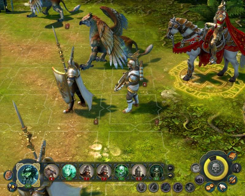 Spiel Might & Magic: Heroes VI 1