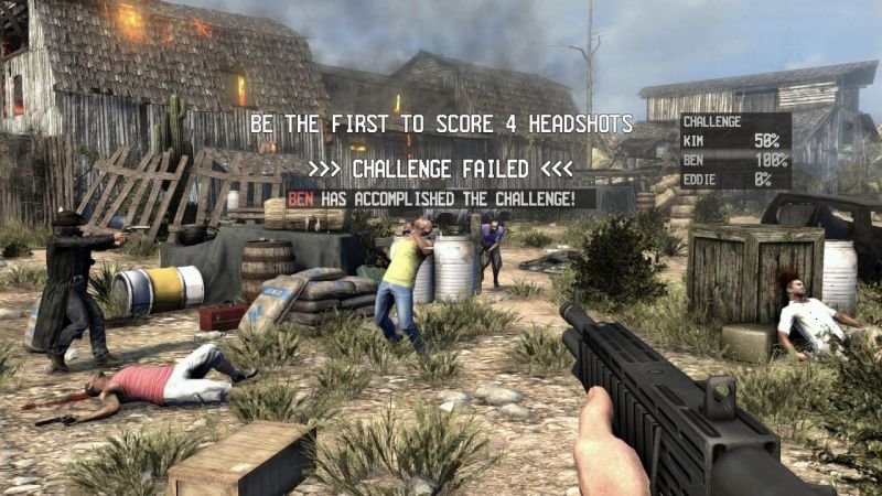 Spiel Call of Juarez: The Cartel 2