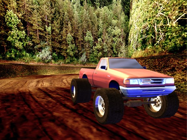 Spiel Ultimate Monster Trucks 1