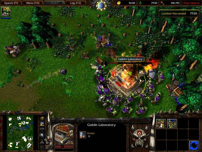 Spiel WarCraft III - Reign of Chaos & The Frozen Throne 4