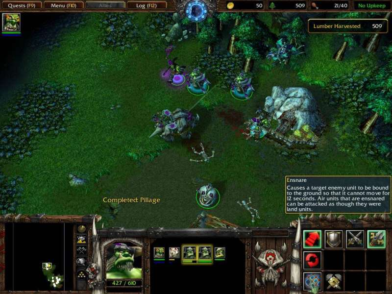 Spiel WarCraft III - Reign of Chaos & The Frozen Throne 2