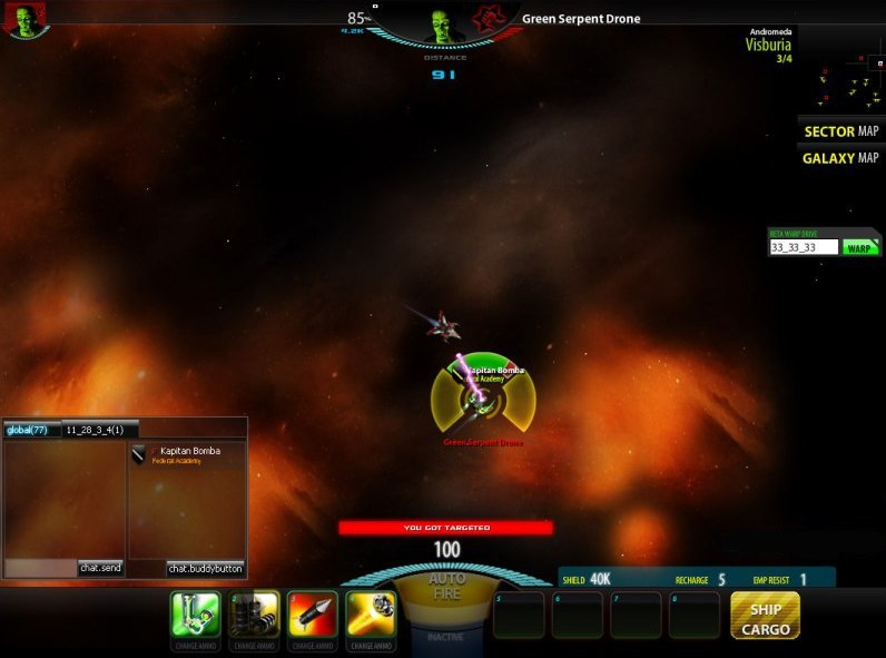 Spiel Outer Galaxies 3