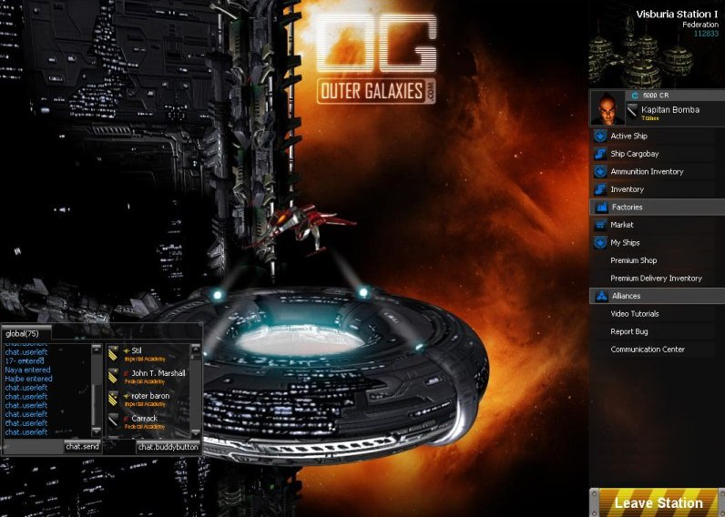 Spiel Outer Galaxies 2