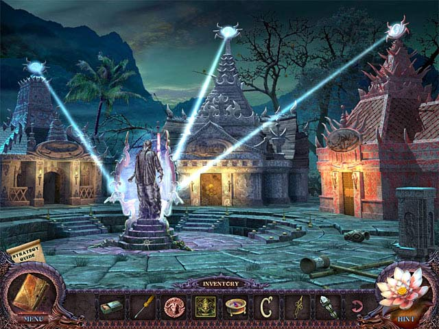 Spiel Secrets of the Dark: Eclipse Mountain Collector 1