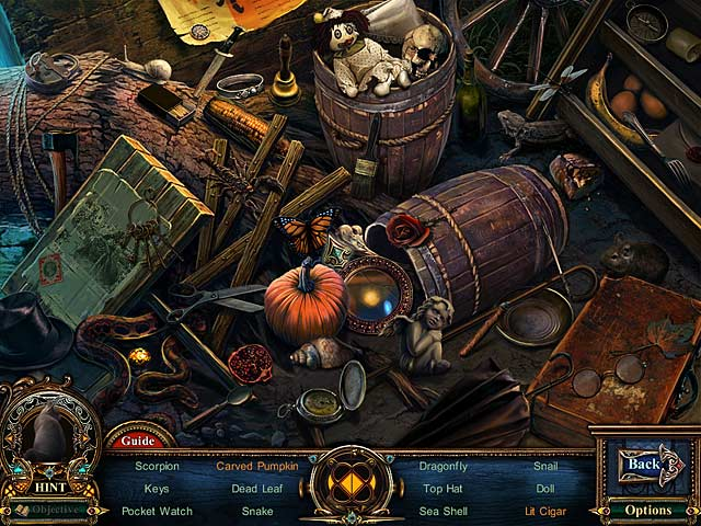 Spiel Fabled Legends: The Dark Piper Collector 2