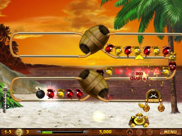 Spiel Bird Pirates 3