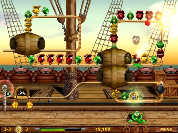 Spiel Bird Pirates 2