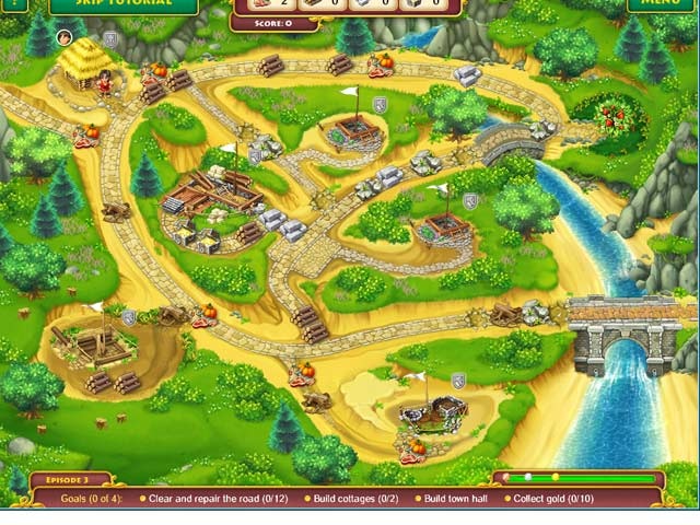 Spiel Kingdom Chronicles Collector 3
