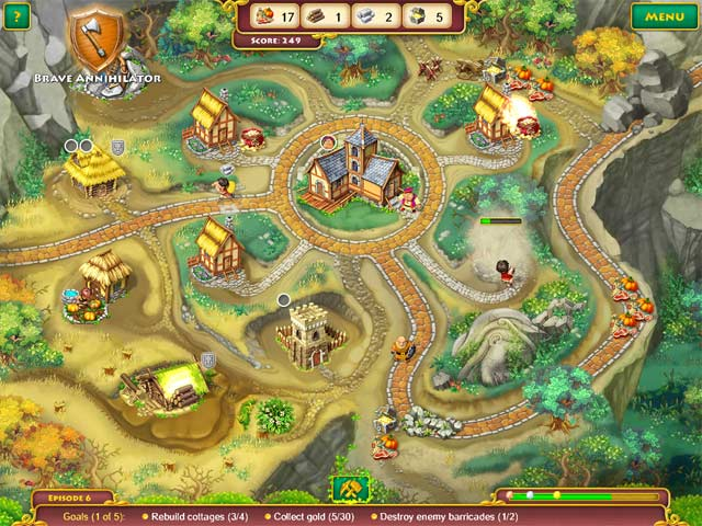 Spiel Kingdom Chronicles Collector 2