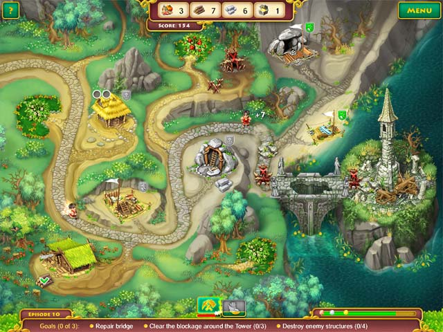 Spiel Kingdom Chronicles Collector 1