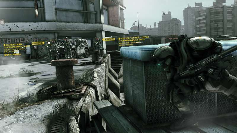 Spiel Tom Clancys Ghost Recon Future Soldier 4