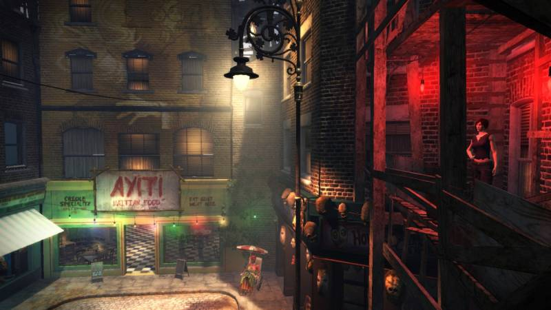 Spiel The Secret World 4