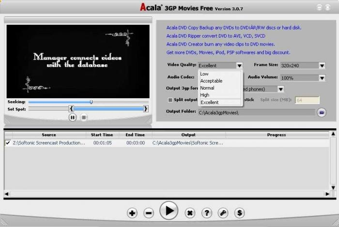 Programm Acala 3GP Movies Free 1