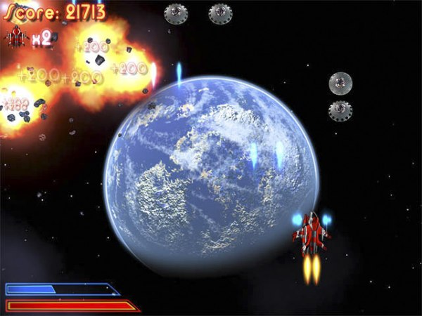 Spiel Intergalactic Invaders 3