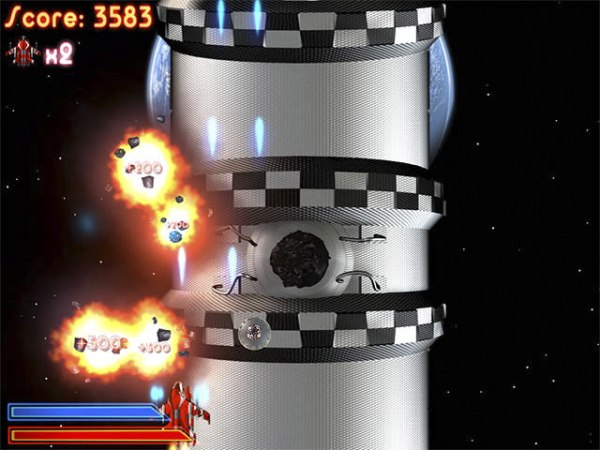 Spiel Intergalactic Invaders 2