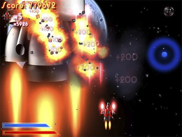 Spiel Intergalactic Invaders 1