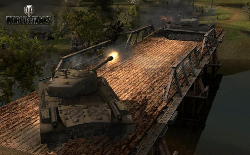 Spiel World Of Tanks 4