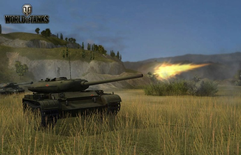 Spiel World Of Tanks 3