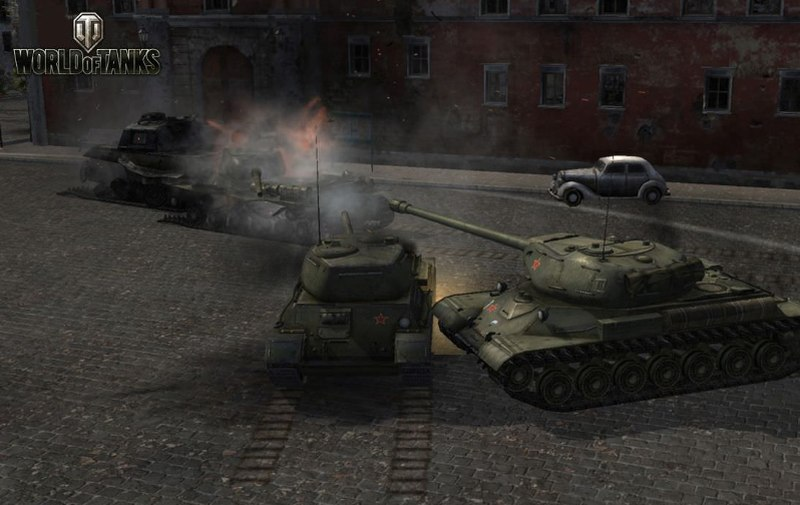 Spiel World Of Tanks 2