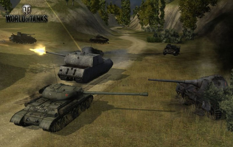 Spiel World Of Tanks 1