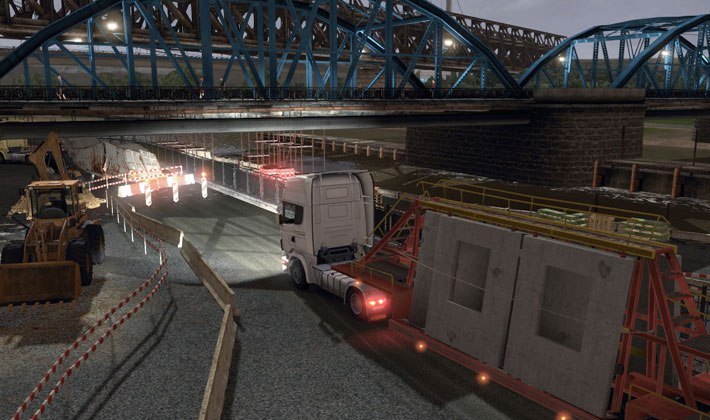 Spiel Scania Truck Driving Simulation 1