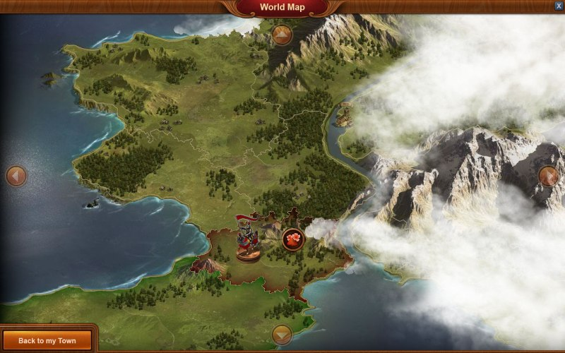 Spiel Forge Of Empires 1