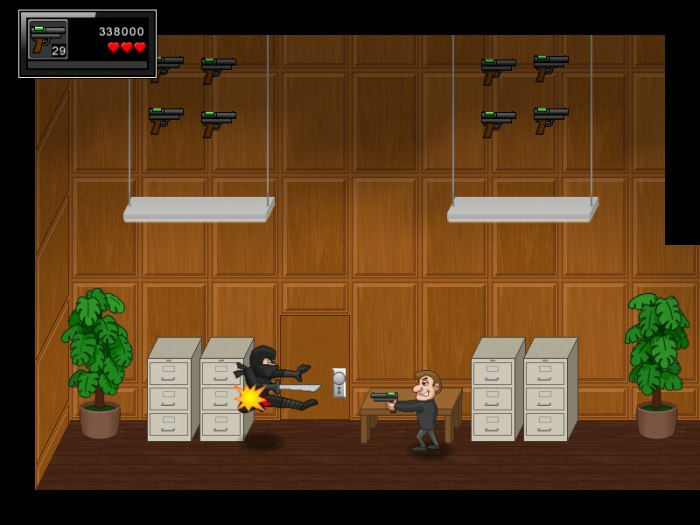 Spiel Dirk Dashing 2: E.V.I.L Eye 1