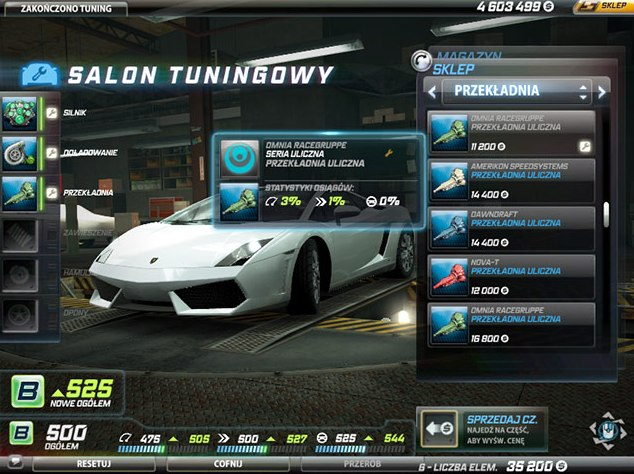 Spiel Need For Speed World 4