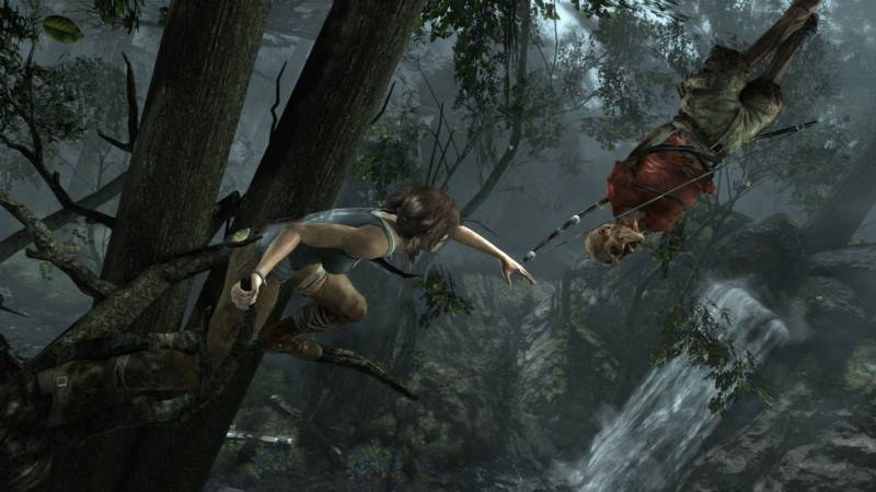 Spiel Tomb Raider: Survival Edition 4