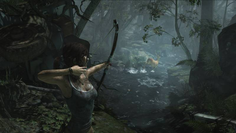 Spiel Tomb Raider: Survival Edition 3