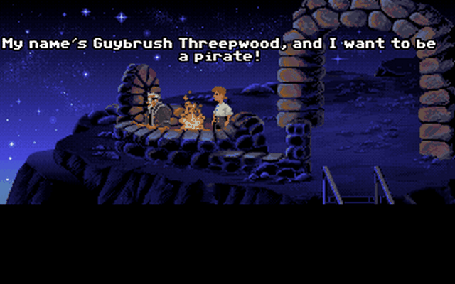 Spiel Monkey Island 1: The Secret of Monkey Island 3
